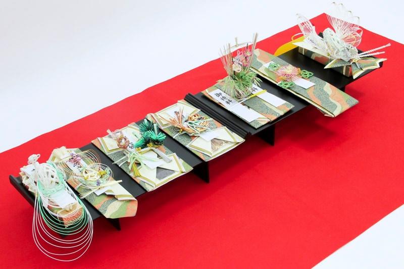 関東式 7品目 黒台 (105-7)