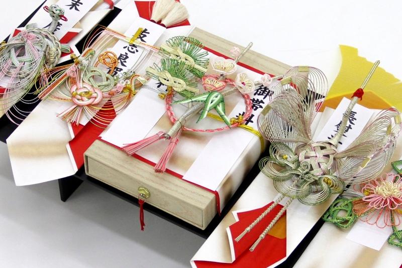 関東式 みやび黒台5品目 (106-5)