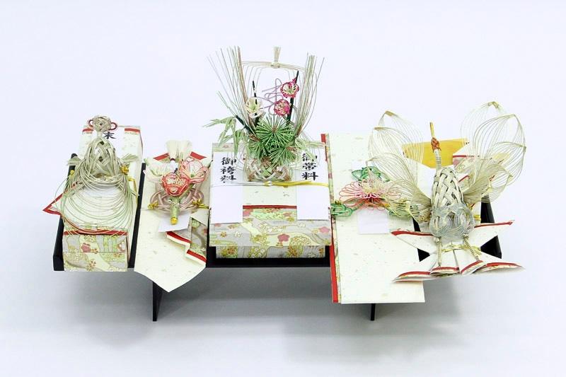 関東式 5品目 黒台 (107-5)