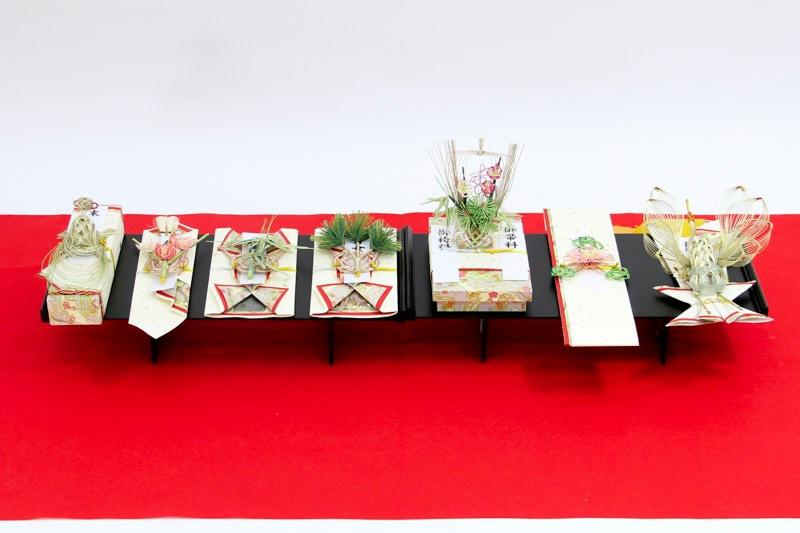 関東式 7品目 黒台 (107-7)