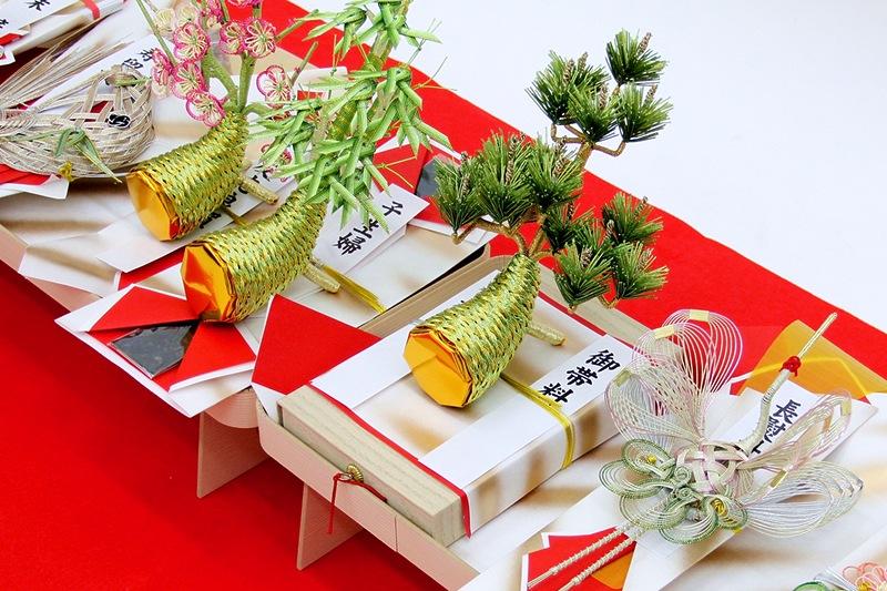 関東式 みやび白木台7品目 (116-7)