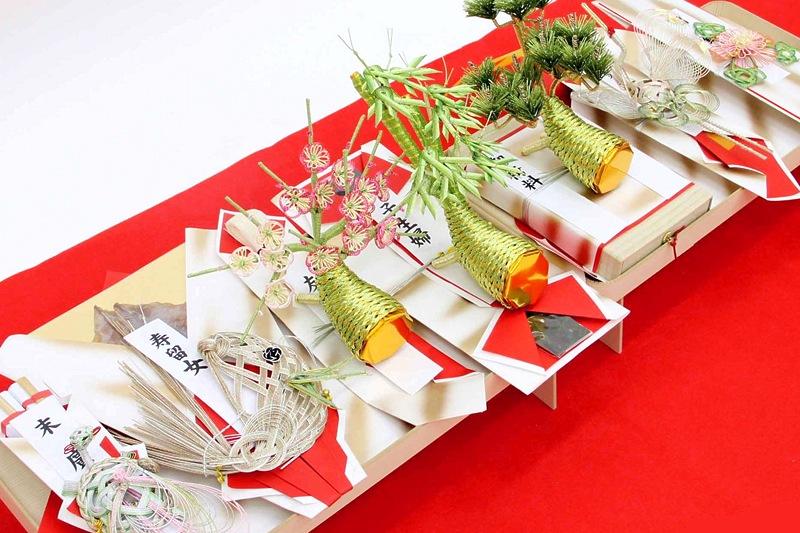関東式 7品目 白木台 (116-7)