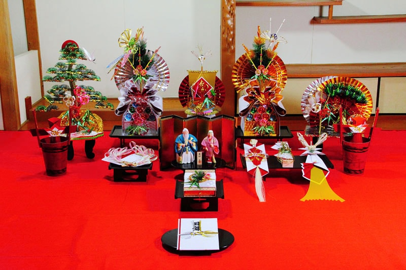 九州式 9品目 筒茶 新錦 (743)
