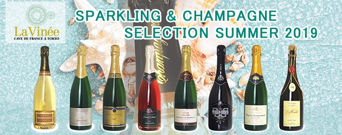 Sparkling & Champagne Selection 2018 Summer