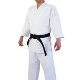 高級晒二重合気道衣上下セット(伝統型)