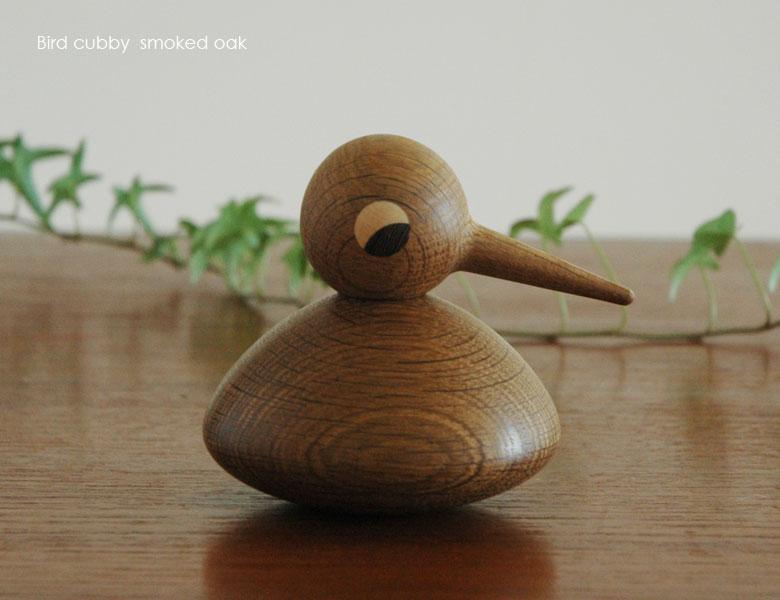 Birdバード・デンマーク木製オブジェ,architrectmadeアーキテクトメイド,オブジェ,置物