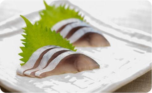 鯖やイワシなど身体に良い青魚の商品も豊富です!