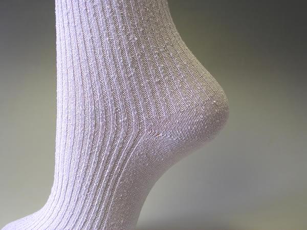 シルク靴下婦人用