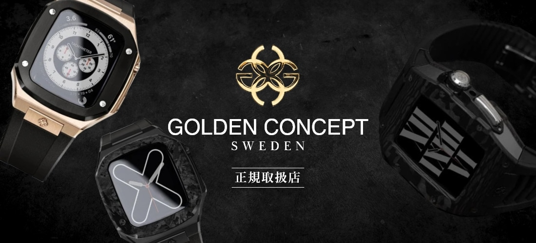 ゴールデンコンセプト Golden Concept