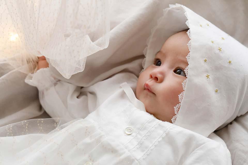 10mois(ディモワ) チュチュレース ベビードレス イメージ