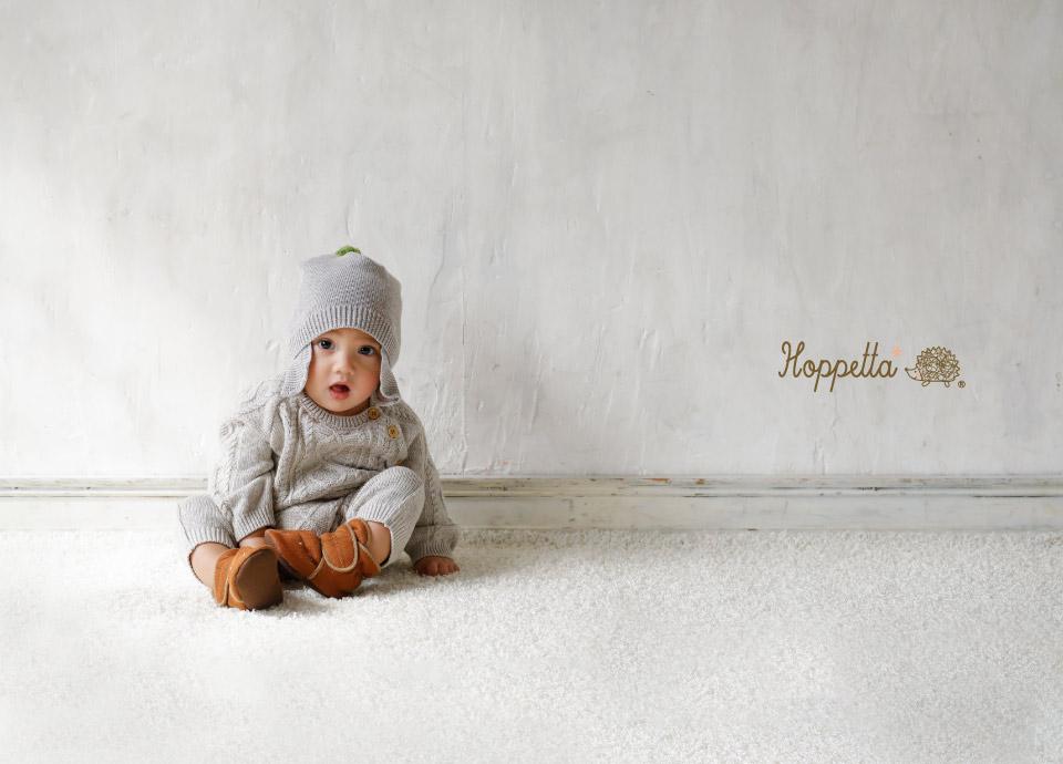 Hoppetta plus ベビー服 イメージ