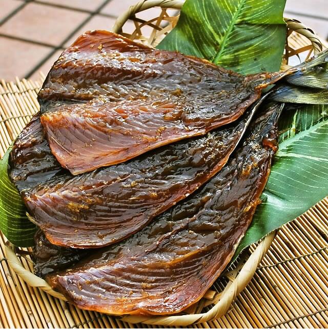 サバ味醂干生姜風味の写真
