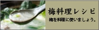 梅料理レシピ