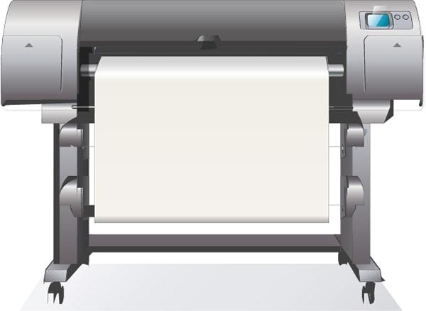 高精細印刷機