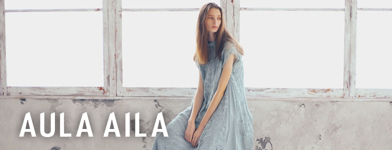 AULA AILA(アウラアイラ)セールページ