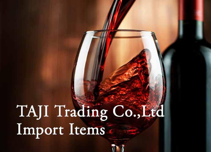 TAJI Trading Co.,Ltd sImport Items