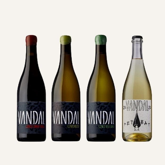 人気のナチュラルワイン NZ産ヴァンダル[2020]飲み比べセット