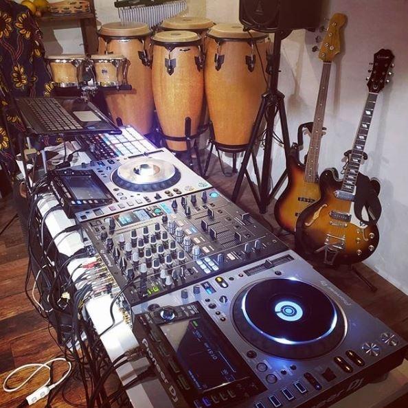 光市DJ体験ブース