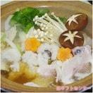 徳島県産 吟月 はもと鯛の鍋