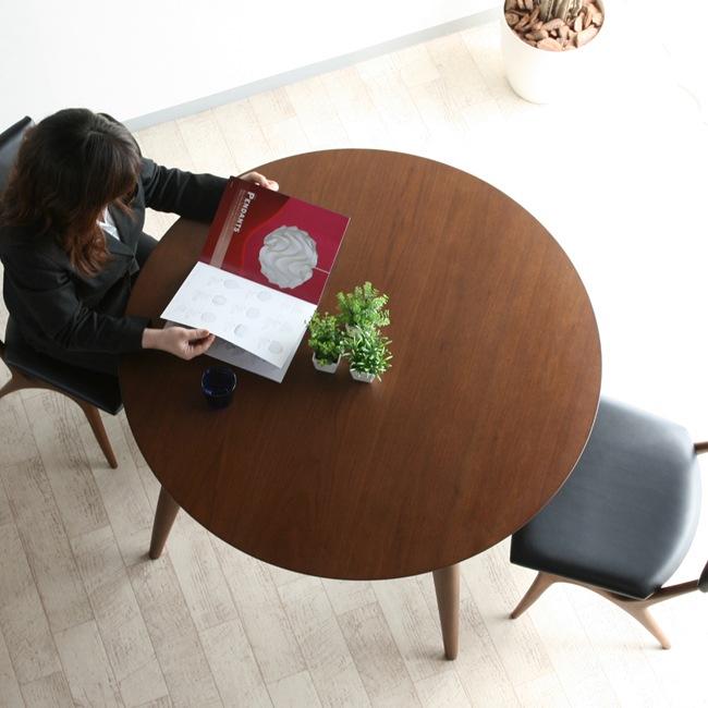 クレール ダイニング丸テーブル
