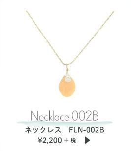 ネックレスFLN-002B