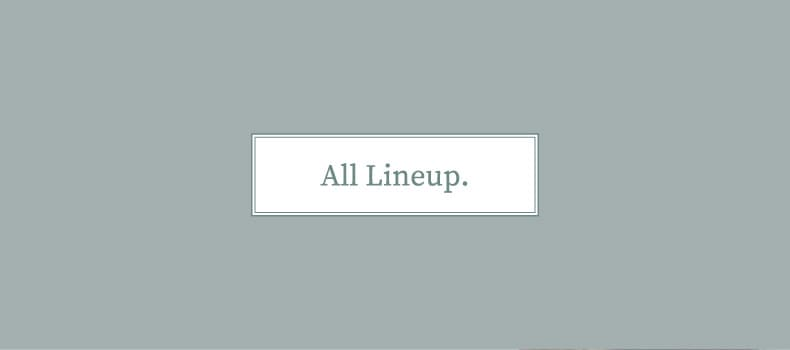 All Lineup.