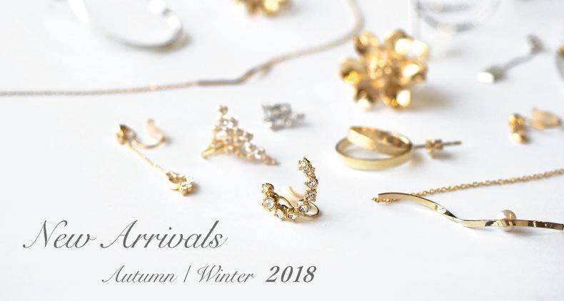 new arrivals 2018 autumn winter