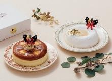 [写真]クリスマスケーキ