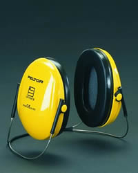 イヤーマフ H510B (NRR21dB) PELTOR 【防音・騒音対策】