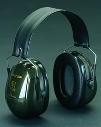 イヤーマフ H520F (NRR25dB) PELTOR 【防音・騒音対策】