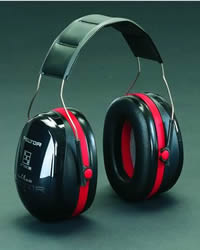 イヤーマフ H540A (NRR30dB) PELTOR 【防音・騒音対策】
