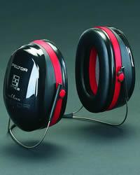 イヤーマフ H540B (NRR29dB) PELTOR 【防音・騒音対策】
