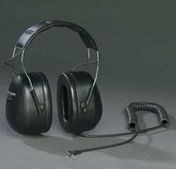イヤーマフ HTM79A-S (ステレオ/NRR25dB) PELTOR 【防音・騒音対策】
