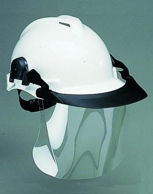イヤーマフ ヘルメット用アタッチメント P3BV-2(1組) (PELTOR) 【防音・騒音対策】