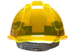 【ディック/DIC】 PC素材ヘルメット KIRAMET(SYP) (ライナー入) 【安全用・工事用・高所作業用・防災】