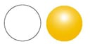 【ディック/DIC プラスチック】FRP素材ヘルメット SB-G (ライナー無)