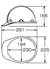 【加賀産業】 ABS素材ヘルメット FA-3P (ライナー入)【安全用・工事用・高所作業用・防災】