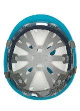 【加賀産業】 FRP素材ヘルメット FM-B (ライナー入)【安全用・工事用・高所作業用・防災】