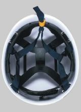 【加賀産業】交通指導員用ヘルメット H-5 (ライナー無)
