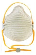 【モルデックス】使い捨て式防塵マスク 4600N95/DS2 S/Mサイズ(10枚入)