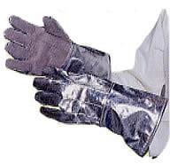 耐熱・防炎 アルミ5指手袋