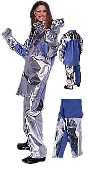 耐熱・防炎 アルミコンビ耐熱服(上衣)