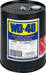 防錆潤滑剤 WD40(5ガロン)