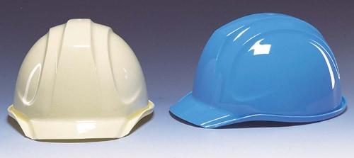 【ディック/DIC】 PC素材ヘルメット SYP (ライナー入) 【安全用・工事用・高所作業用・防災】