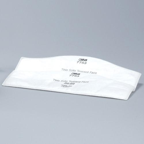 商品アイコン【3M/スリーエム】 防塵マスク用 交換用フィルター 7753 (7780J/7753-RL2用) (10枚)