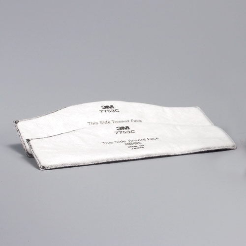 商品アイコン【3M/スリーエム】 防塵マスク用交換用フィルター7753C(7780J/7753C-RL2用)(10枚入) 防臭機能付