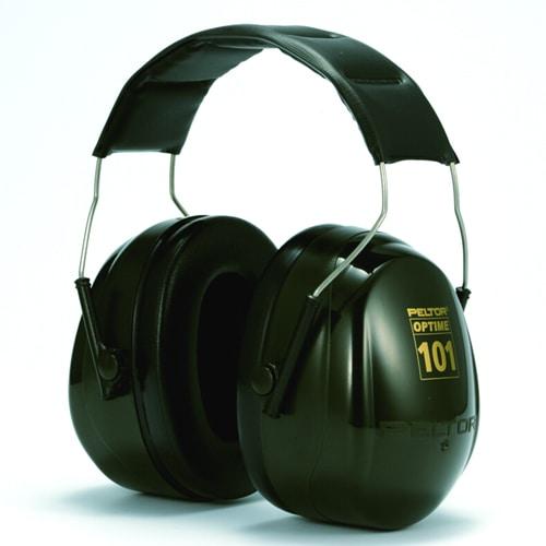 イヤーマフH7A(NRR27dB)PELTOR【防音・騒音対策】