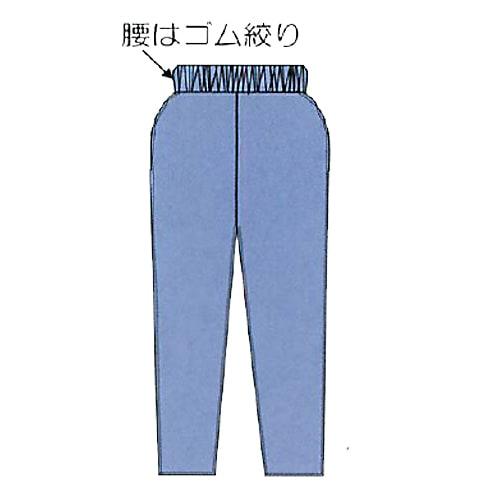 2商品画像【富士ビニール工業】オーバーズボン 4L (ネイビー)腰絞り