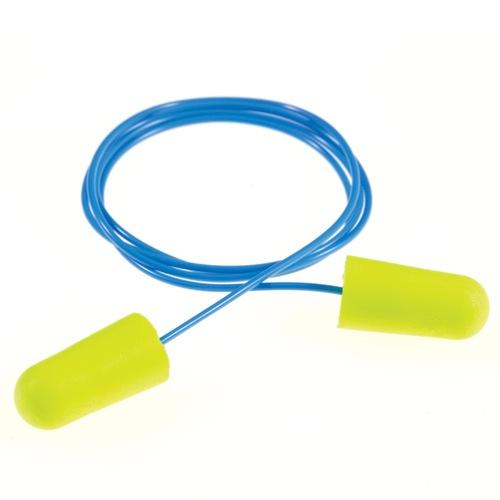 【3M】 耳栓 イアーソフトN2コード付 (1組) (NRR:33dB) 【防音・騒音対策】