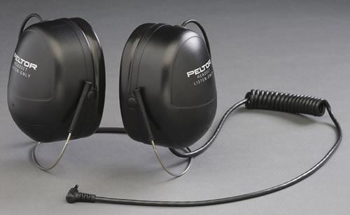 イヤーマフ HTM79B-S (ステレオ/NRR25dB) PELTOR 【防音・騒音対策】
